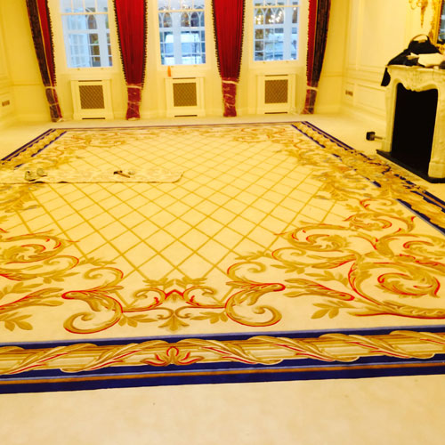 Carpet Fitter - Inspiral Flooring Services